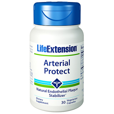 Life Extension Arterial Protect - 30 ea