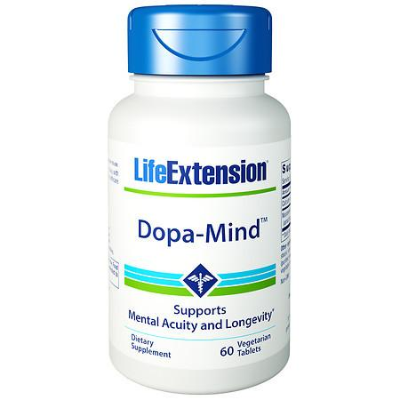 Life Extension Dopa-Mind - 60 ea