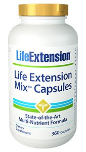 Life Extension Mix™ Capsules, 360 capsules