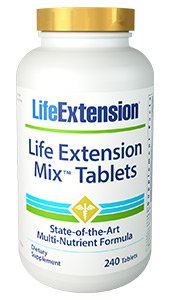Life Extension Mix™ Tablets, 240 tablets