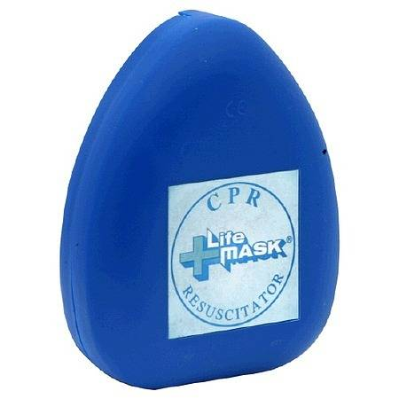 Life Mask CPR Resuscitator - 1 ea.