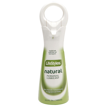 LifeStyles Personal Lubricant - 3.5 oz.
