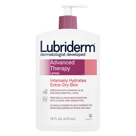 Lubriderm Advanced Therapy Lotion - 16 fl oz