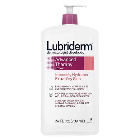 Lubriderm Advanced Therapy Lotion - 24 fl oz