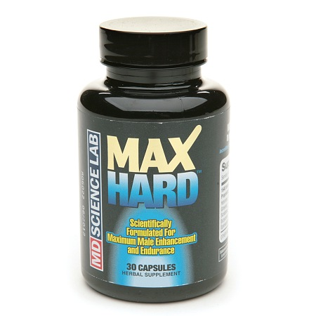 MD Science Lab Max Hard Capsules - 30 ea