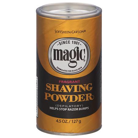 Magic Shave Shaving Powder Depilatory Fragrant - 4.5 oz.