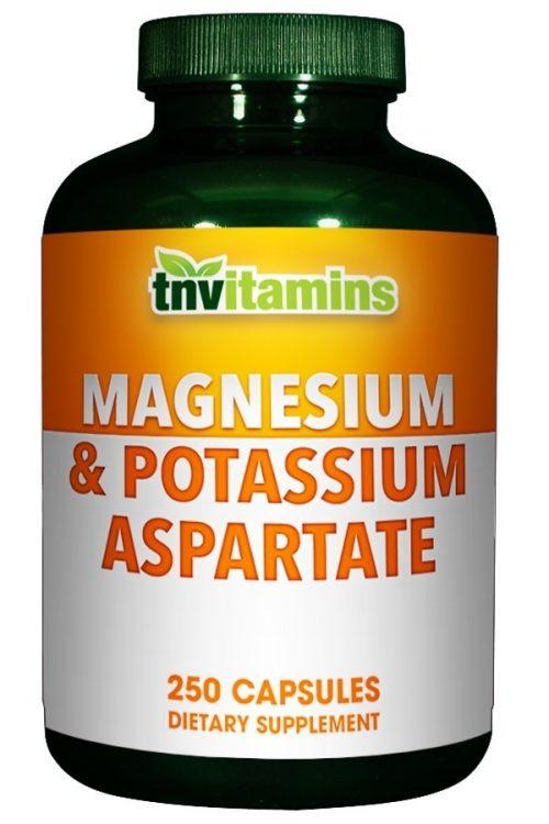Magnesium and Potassium Aspartate