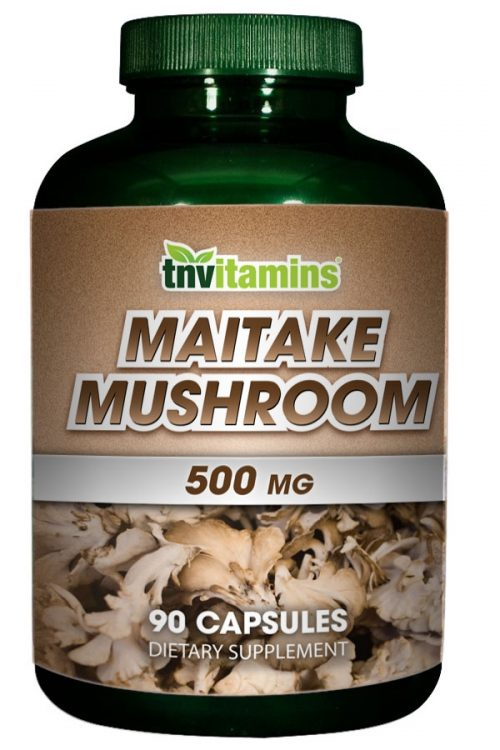 Maitake Mushroom 500 Mg