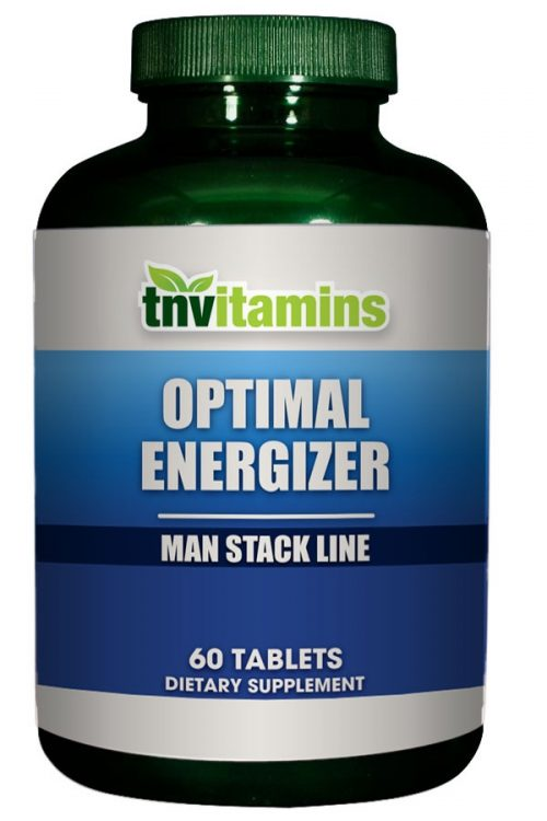 Man Stack - Optimal Energizer