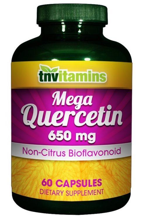 Mega Quercetin 650 Mg