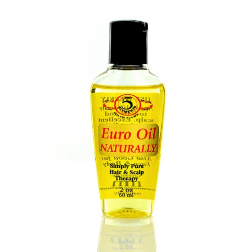 Morrocco Method Euro Natural Oil, 2 fl oz