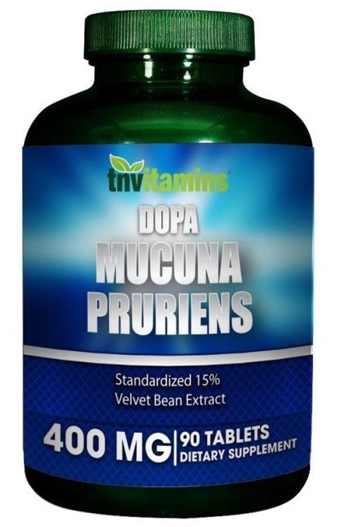 Mucuna Pruriens Velvet Bean 15%