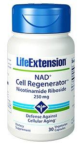 NAD+ Cell Regenerator™, 250 mg, 30 vegetarian capsules