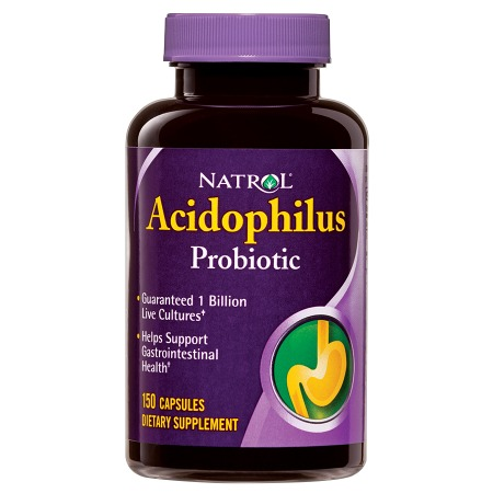 Natrol Acidophilus Probiotic - 150 ea