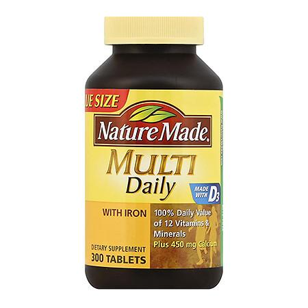 Nature Made Multivitamin - 300 ea