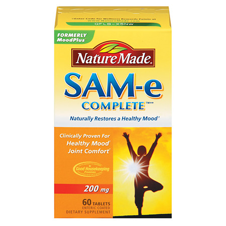 Nature Made SAM-e Complete Dietary Supplement - 60 ea