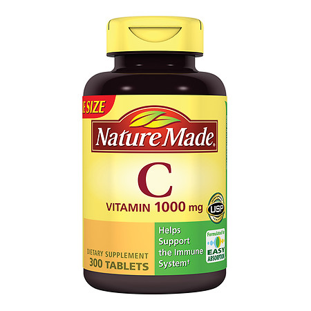 Nature Made Vitamin C 1000 mg - 300 ea