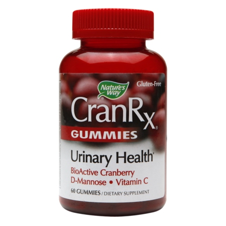 Nature's Way CranRx Gummies Urinary Health - 60 ea