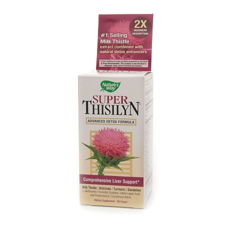 Nature's Way Super Thisilyn, Vegetarian Capsules - 60 ea