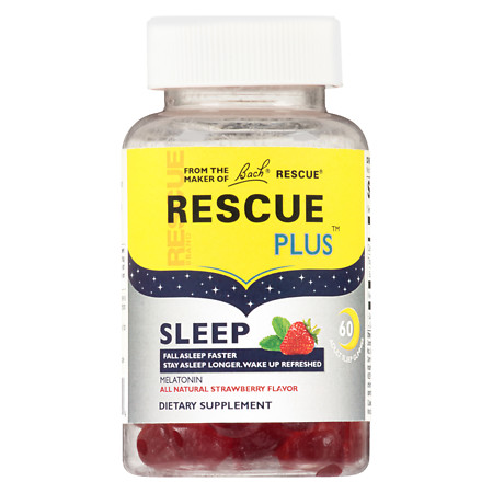 Nelsons Sleep Gummies Strawberry - 60 ea