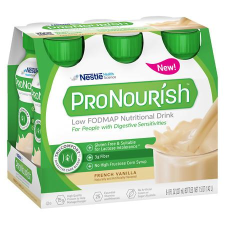 Nestle ProNourish Drinks Vanilla - 8 oz.