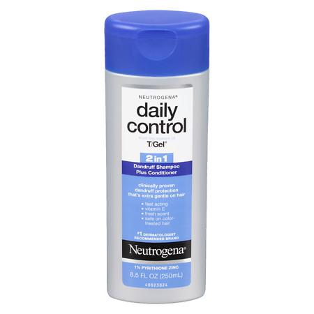 Neutrogena Daily Control 2 in 1 Dandruff Shampoo Plus Conditioner - 9 fl oz
