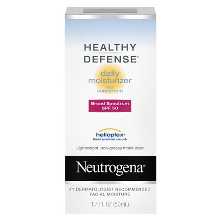Neutrogena Healthy Defense Daily Moisturizer - 1.7 oz.