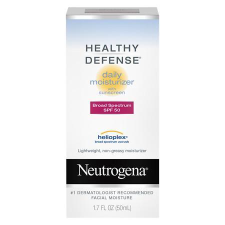 Neutrogena Healthy Defense Daily Moisturizer - 1.7 oz.