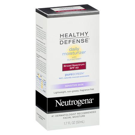 Neutrogena Healthy Defense Daily Moisturizer SPF 50 - 1.7 fl oz
