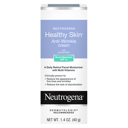 Neutrogena Healthy Skin Anti-Wrinkle Cream SPF 15 - 1.4 oz.