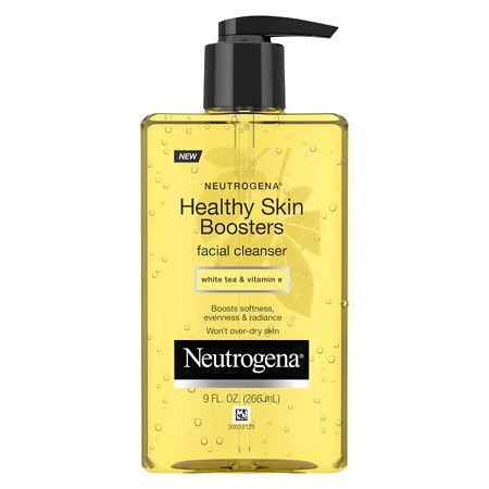 Neutrogena Healthy Skin Boosters Facial Cleanser - 9 fl oz