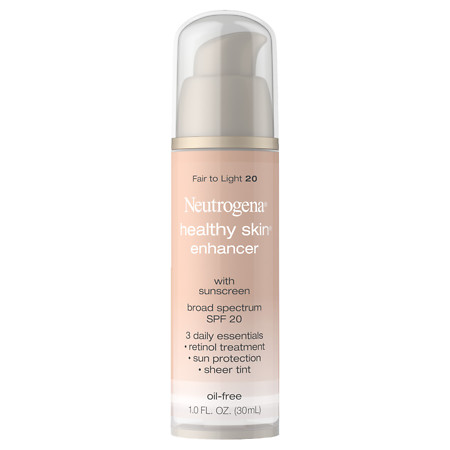 Neutrogena Healthy Skin Enhancer Tinted Moisturizer - 1 fl oz