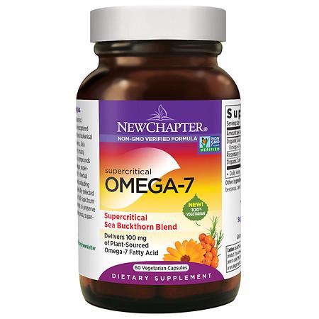 New Chapter Omega 7 - 60 ea