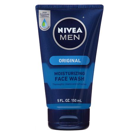 Nivea Men Moisturizing Face Wash - 5 fl oz