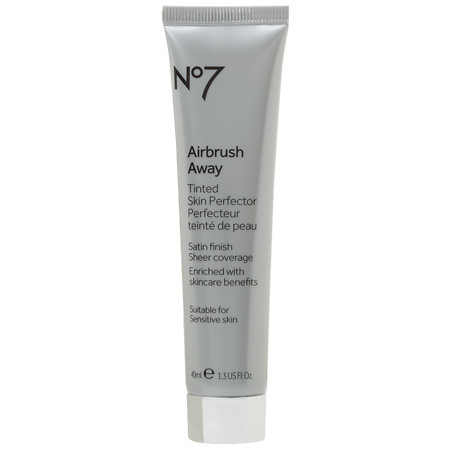 No7 Airbrush Away Tinted Skin Perfector - 1.35 oz.