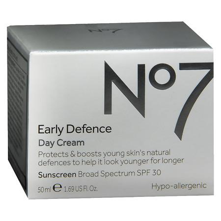 No7 Early Defence Day Cream SPF 30 - 1.69 oz.