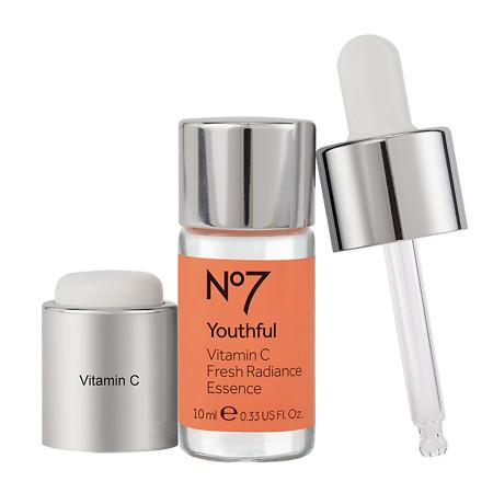 No7 Youthful Vitamin C Fresh Radiance Essence - 0.19 oz.