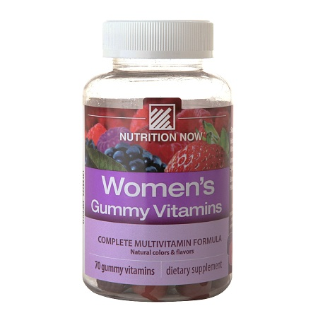 Nutrition Now Women's Gummy Vitamins - 70 ea
