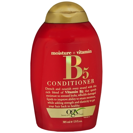 OGX Moisture + Vitamin B5 Conditioner - 13 fl oz
