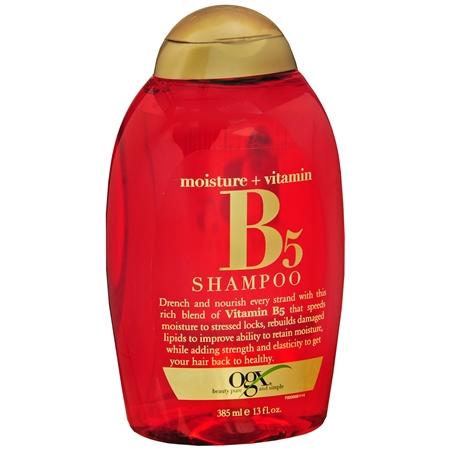 OGX Moisture + Vitamin B5 Shampoo - 13 fl oz