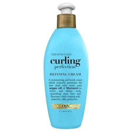 OGX Moroccan Curling Perfection Defining Cream - 6 fl oz