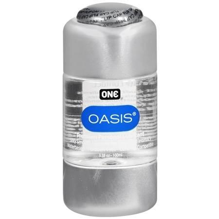 ONE Oasis Premium Personal Lubricant - 3.38 oz.
