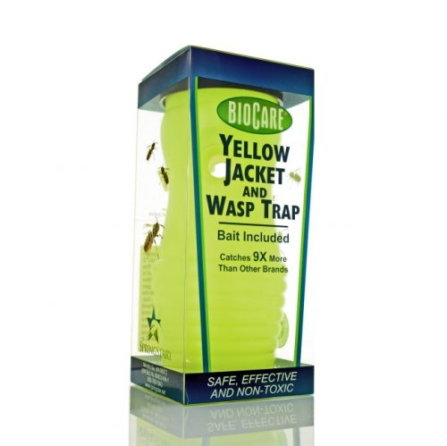 OakStump Farms Yellow Jacket and Wasp Trap