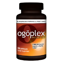 Ogoplex Prostate & Climax Supplement with Graminex Swedish Flower Pollen - 1 Month Supply