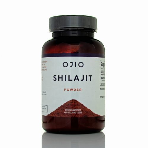 Ojio Shilajit Extract Powder, 2 oz