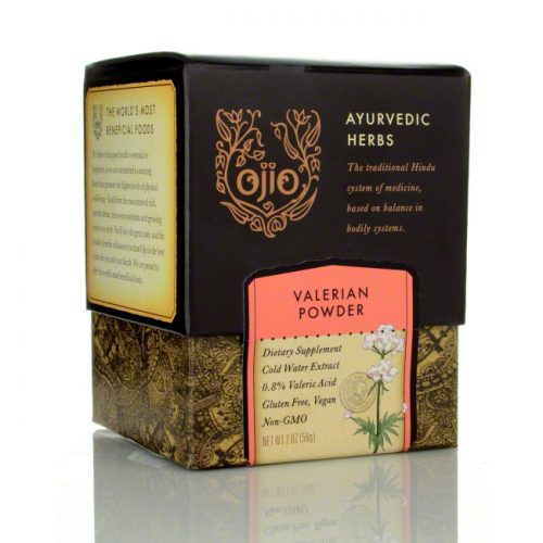 Ojio Valerian Extract Powder, 2 oz
