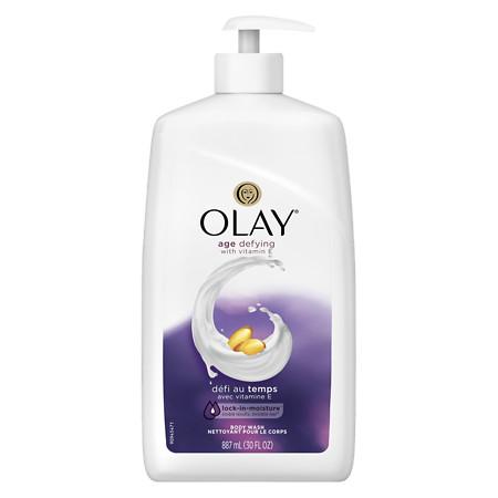 Olay Age Defying Vitamin E Body Wash - 30 oz.