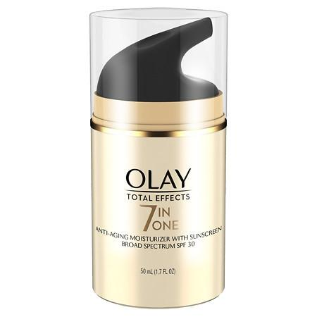 Olay Total Effects 7-In-1 Anti-Aging Daily Face Moisturizer with SPF 30 - 1.7 oz.