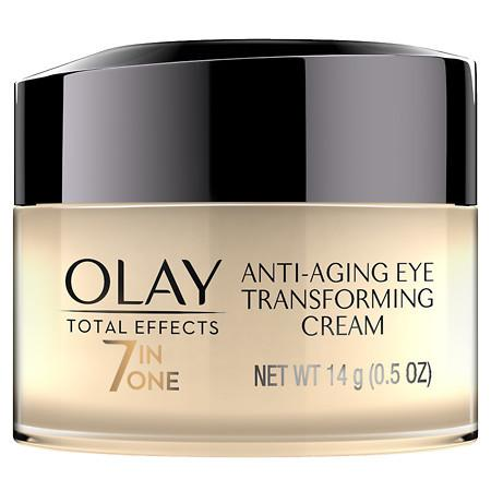 Olay Total Effects 7-In-One Anti-Aging Transforming Eye Cream - 0.5 oz.