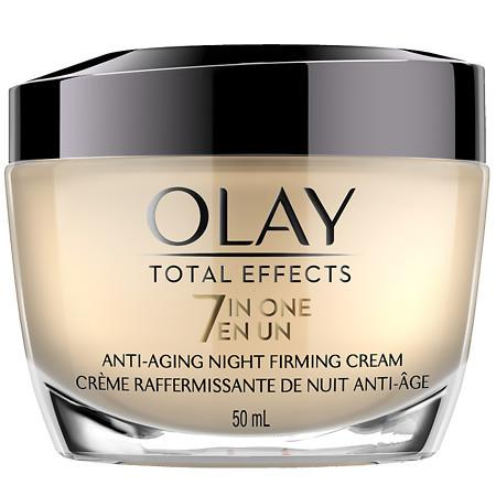 Olay Total Effects Anti-Aging Night Firming Cream - 1.7 oz.